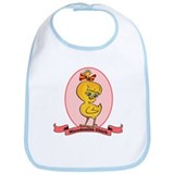 Macedonian Chick Bib