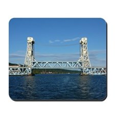 Portage Lake Lift Bridge Mousepad