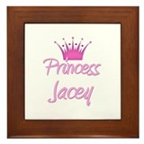 Princess Jacey Framed Tile