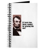 "Lincoln ""Two-Faced"" Journal"