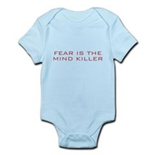 Fear Is The Mind Killer Onesie