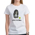 Tibetan Terrier Life Women's T-Shirt