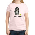 Tibetan Terrier Life Women's Light T-Shirt