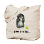 Tibetan Terrier Life Tote Bag