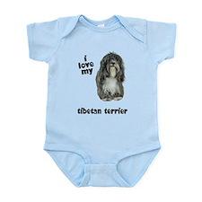 Tibetan Terrier Lover Infant Bodysuit