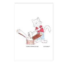 Catoons Postcards (Package of 8)