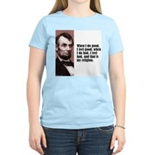 "Lincoln ""Do Good"" T-Shirt"
