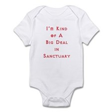 Big Deal In Sanctuary Infant Bodysuit