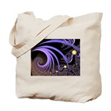 &quot;Light 4&quot; Fractal Art Tote Bag