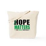 HopeMatters LiverCancer Tote Bag
