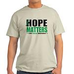 HopeMatters LiverCancer Light T-Shirt