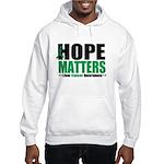 HopeMatters LiverCancer Hooded Sweatshirt