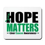 HopeMatters LiverCancer Mousepad