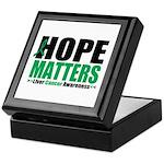 HopeMatters LiverCancer Keepsake Box