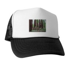 Cute Redwood national park Trucker Hat
