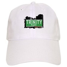TRINITY PLACE, MANHATTAN, NYC Baseball Cap