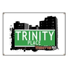 TRINITY PLACE, MANHATTAN, NYC Banner