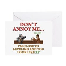 Don't Annoy... Greeting Card