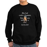 Any Questions? Sweatshirt (dark)