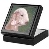 Bedlington (Liver) Keepsake Box