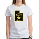 Millard County Sheriff Women's T-Shirt