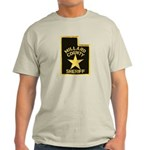 Millard County Sheriff Light T-Shirt