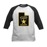 Millard County Sheriff Kids Baseball Jersey