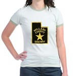 Millard County Sheriff Jr. Ringer T-Shirt