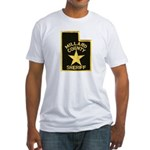 Millard County Sheriff Fitted T-Shirt