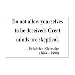 Nietzsche 3 Mini Poster Print