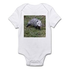 Opossum Infant Bodysuit
