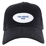 TAXI-DRIVERS ROCK Baseball Hat