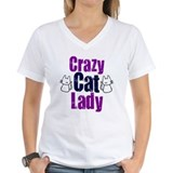 Crazy cat lady Shirt