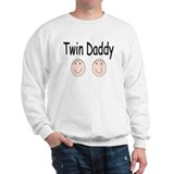Father of Twin Boys Sweatshirt