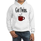 Got Twins, Coffee Jumper Hoody