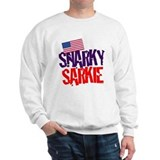 Snarky Sarkie&amp;#169; USA Sweatshirt