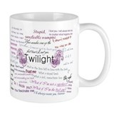 Twilight Quotes Small Mugs