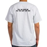 "Ninja Piper ""You Can't See Me"" T-Shirt"