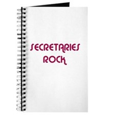 SECRETARIES ROCK Journal