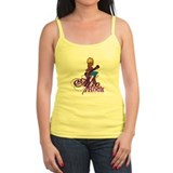 Afro Rock Ladies Top