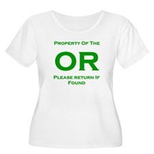 OR Prop green T-Shirt