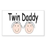 Twin Daddy, Girl/Girl Decal