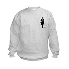 Mr. President (Obama Silhouet Sweatshirt