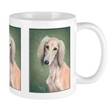 Saluki (Fawn) Small Mug