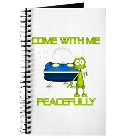 Come Peacefully Journal