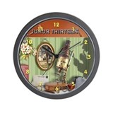 Jurorthirteen Small Wall Clock