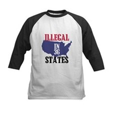 Illegal In 36 States Tee