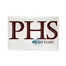 Phillipsburg High School Swim Team Magnet