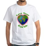 LoveYourEarth White T-Shirt