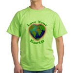 LoveYourEarth Green T-Shirt